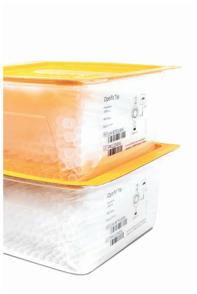 Sartorius™Optifit FlexiBulk Pipette Tip Packs