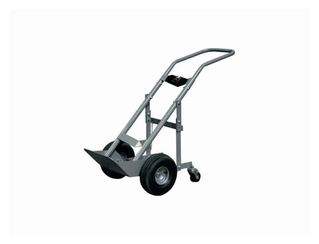 First Safety Single Cylinder Hand Trucks 1000 lb. capacity.With fully pneumatic