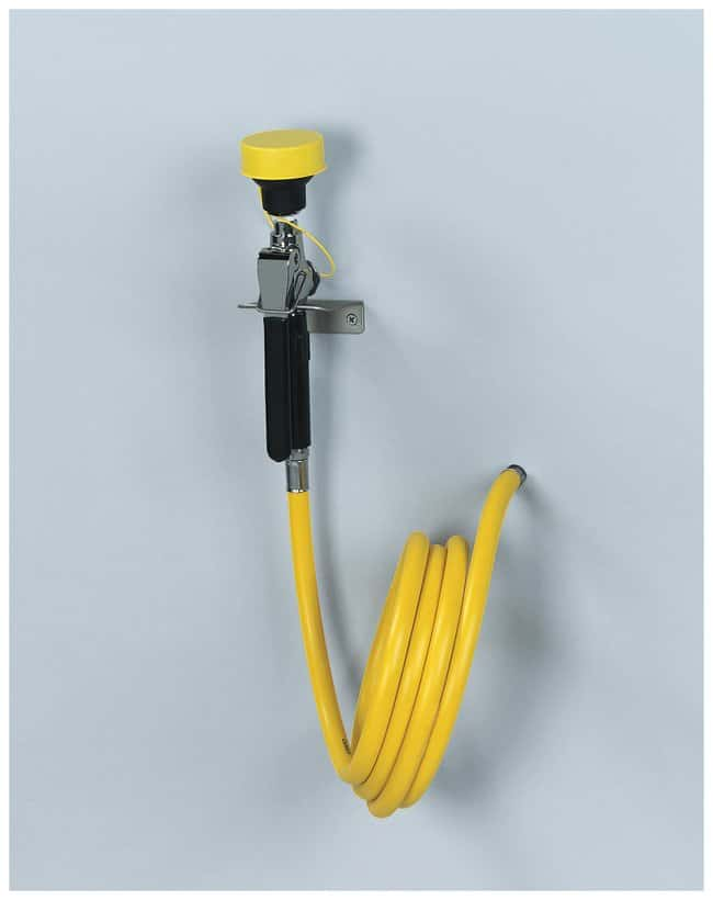 Fisherbrand™ Handheld Drench Hoses with Pop-Off Covers