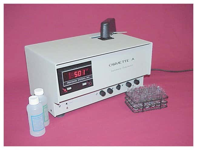 Precision SystemsOsmette A Osmometer Osmette A™:Clinical Analyzers