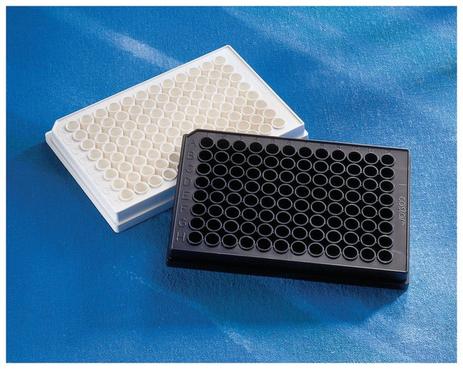 Corning™ Black and White 96-Well Polypropylene Assay Plates