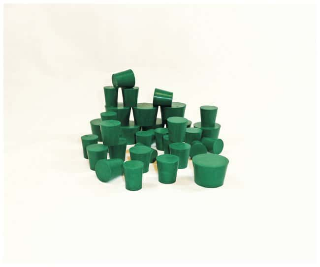 United Scientific Supplies Neoprene Stoppers  Size: 9:Teaching Supplies