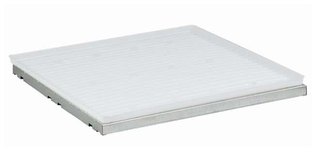 Justrite SpillSlope Steel Shelf with Polyethylene Tray :Fume Hoods and