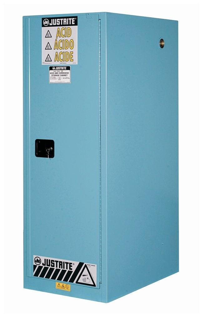 Justrite 54 Gallon Sure-Grip EX Deep Slimline Flammable Safety Cabinet