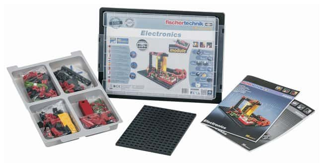fischertechnik Education Electronics Set  Electronics Set:Teaching Supplies