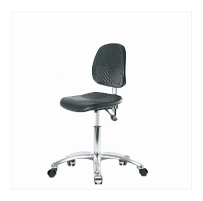 Fisherbrand Low-Form PolyurethaneClean Room Chair, Desk Height  no arms;