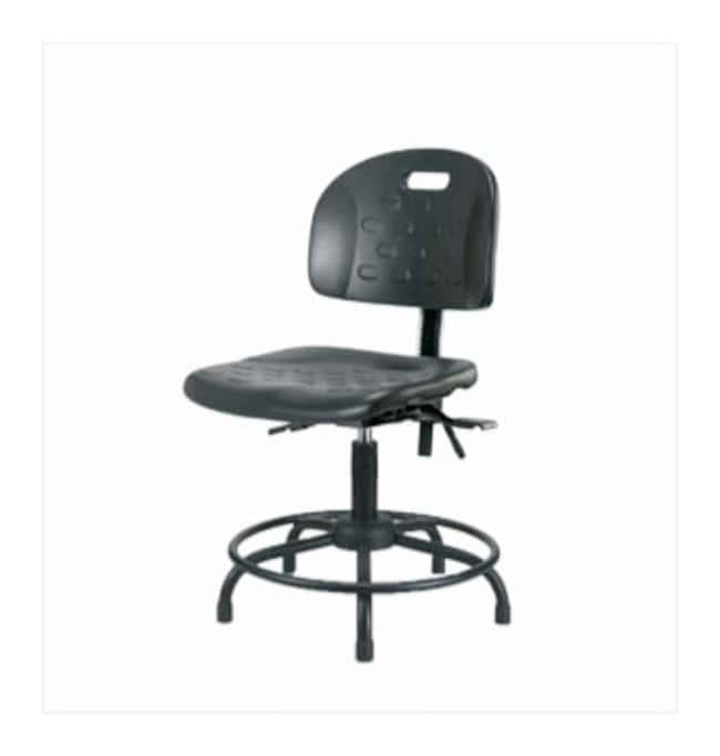 Fisherbrand Industrial Polyurethane Chair Round Tube, Desk Height  No seat