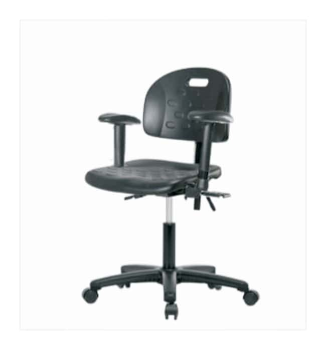 FisherbrandNewport Industrial Polyurethane Chair - Desk Height with Adjustable