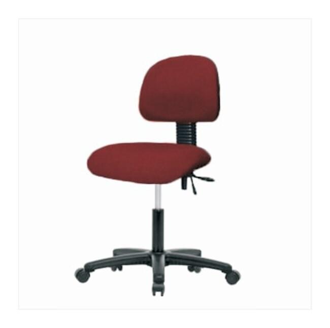 Fisherbrand Fabric Task Chair with Standard Back  Nylon Reinforced Fiberglass