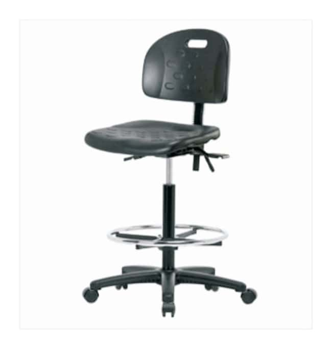 FisherbrandNewport Industrial Polyurethane Chair - High Bench Height with