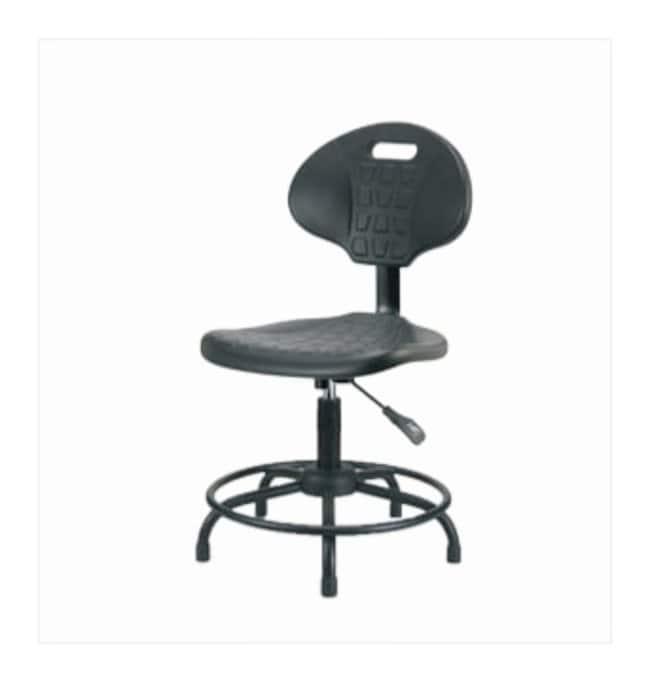 Fisherbrand Basic Industrial Polyurethane, Powder-Coated Steel Base, Desk