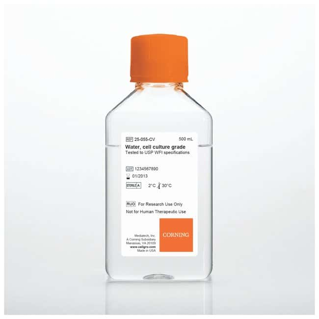 Corning  Cell Culture Grade Water Tested to USP Sterile Water