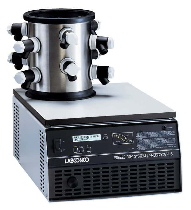 Labconco Benchtop FreeZone Legacy Freeze-Dry Systems, 208/230V 60Hz Models: