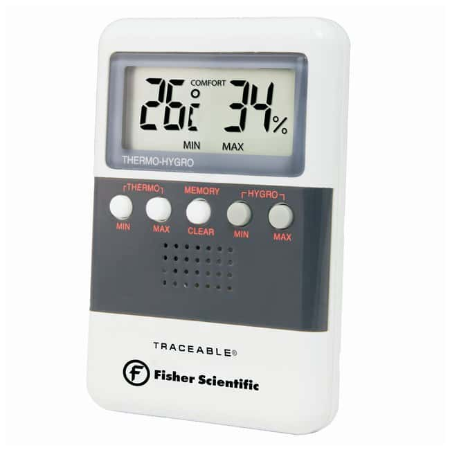Fisherbrand&trade;&nbsp;Digital Relative Humidity/Temperature Meter&nbsp;<img src=