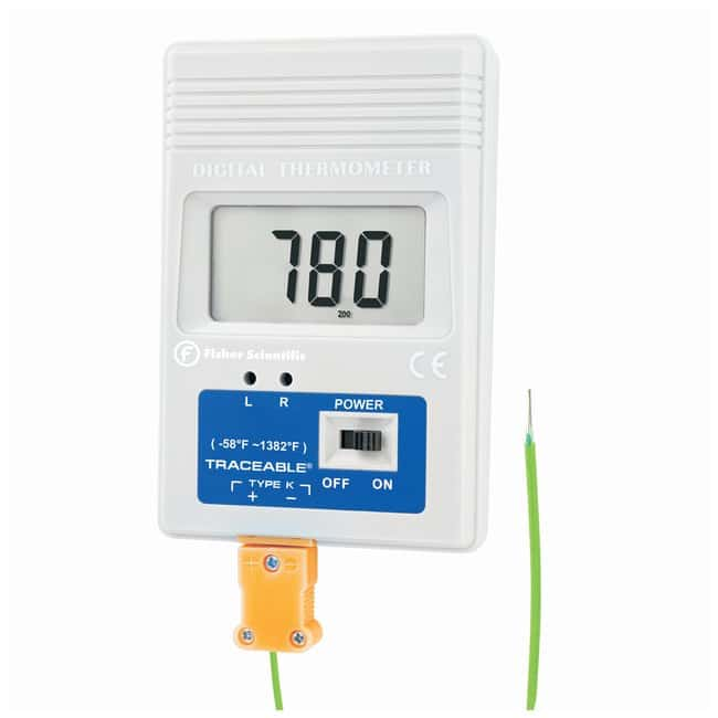 Fisherbrand™Traceable™ Pocket-Size Thermometer: Classroom Science Lab Equipment Teaching Supplies