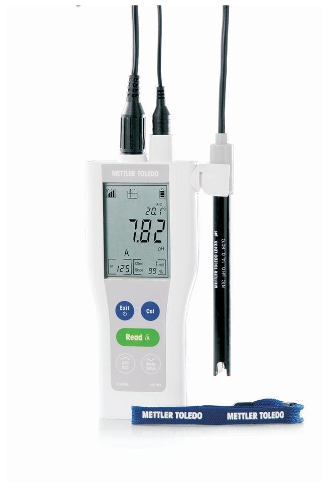 Mettler Toledo™FiveGo™ F2 pH/mV Meters