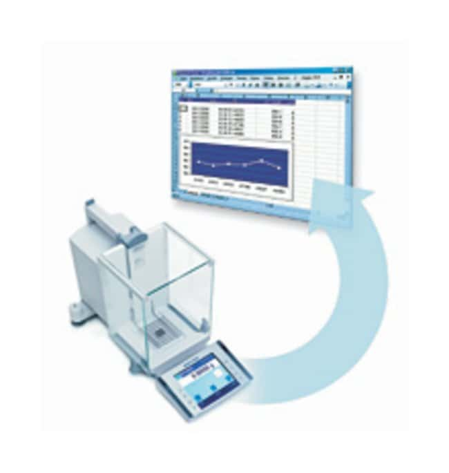 Mettler Toledo™LabX™ Balance Software
