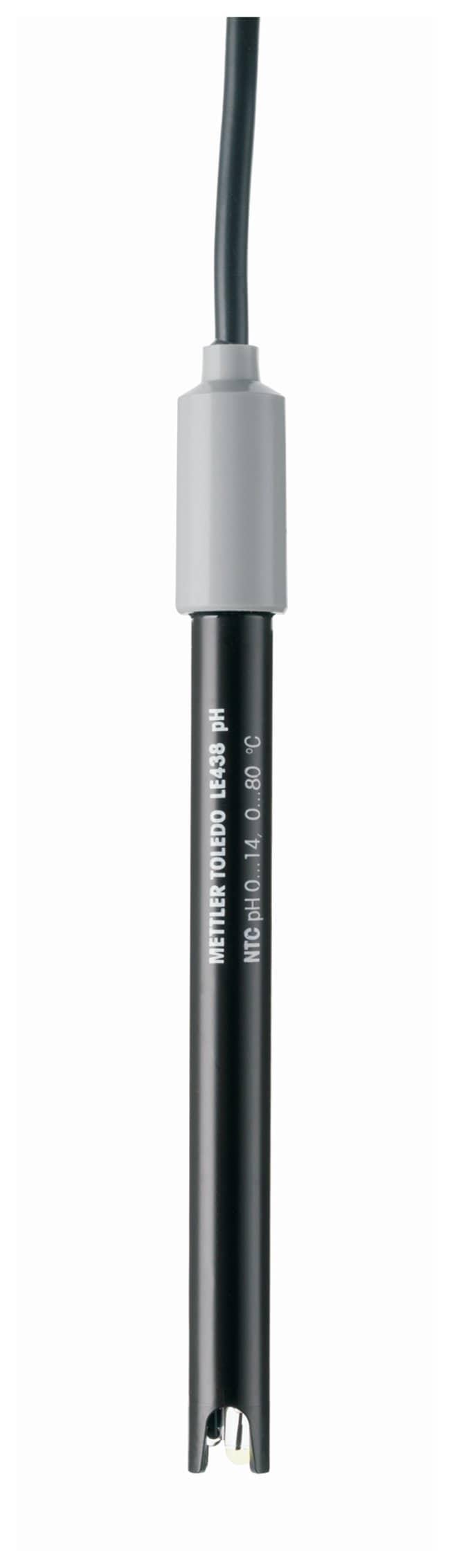 Mettler Toledo™LE pH Electrode LE438-IP67 for FiveGo™ pH/Conductivity/DO Meter LE438 sensor; IP67 waterproof pH Meter Accessories