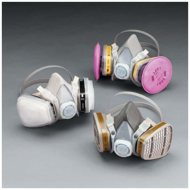 3M™ 5000 Series Disposable Half-Facepiece Respirators