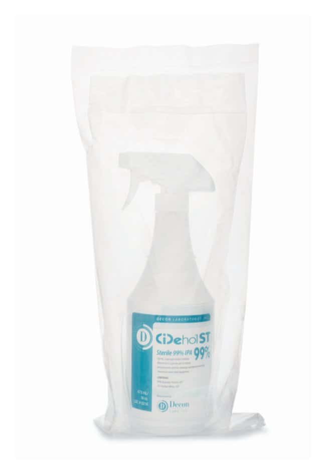 Decon™ CiDehol™ ST 99 Sterile Isopropyl Alcohol