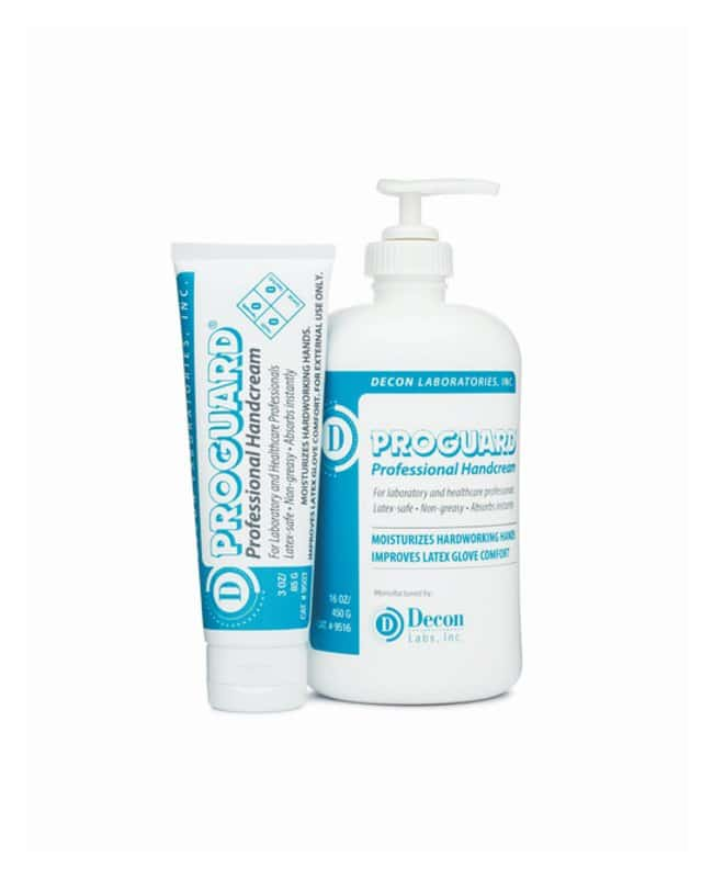 DeconProguard Professional Hand Cream 3 oz. tube:Personal Hygiene Products