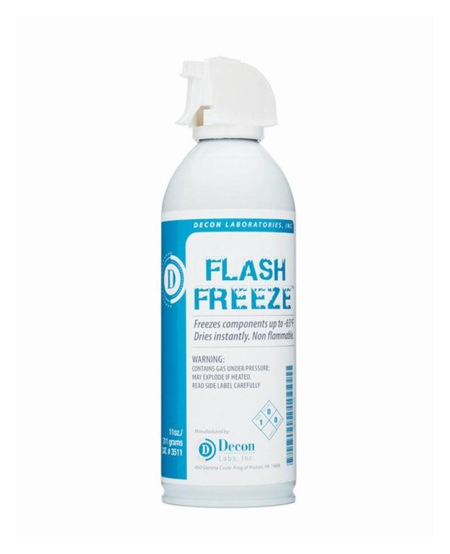 Decon Flash Freeze Rapid Freezing Spray   11 oz.:Healthcare