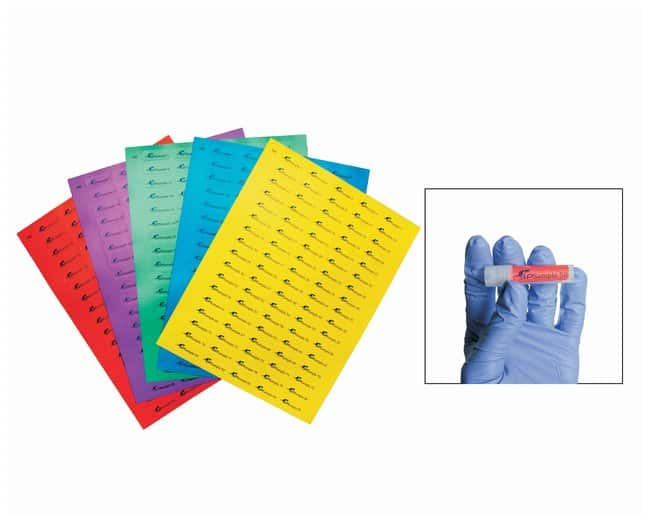 Bel-ArtSP Scienceware Cryogenic Storage Labels:Facility Safety and Maintenance:Labels