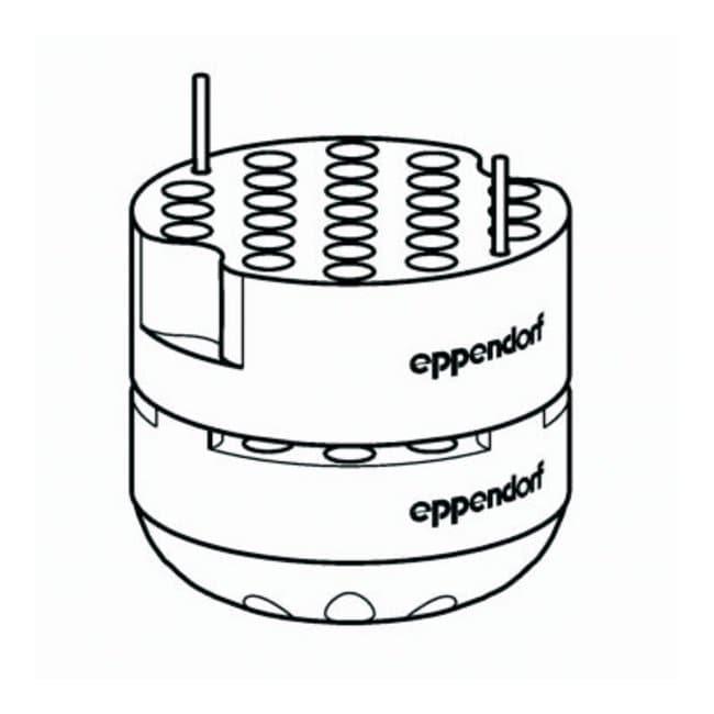 Eppendorf S-4-104 Rotor Adapters :Centrifuges and Microcentrifuges:Centrifuge