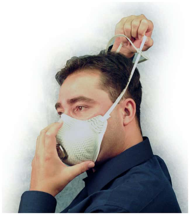 Moldex EZ-On Particulate Respirators:Gloves, Glasses and Safety:Respiratory