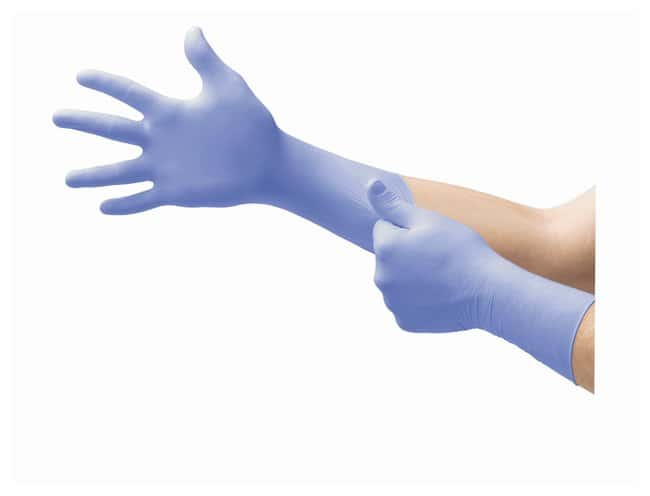 Microflex Supreno EC Powder-Free Nitrile Exam Gloves  X-Large:Gloves, Glasses