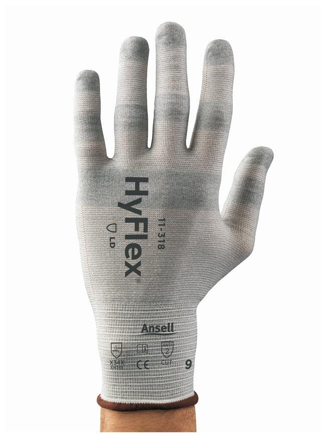 AnsellHyFlex Ultra Light Level A2 Cut Resistant Dyneema Diamond Technology