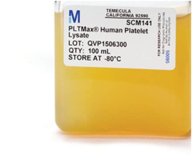 Milliporesigma Chemicon Pltmax Human Platelet Lysate Human