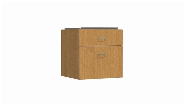 Mott ManufacturingWood Casework Suspended Cabinet, File Drawer Units