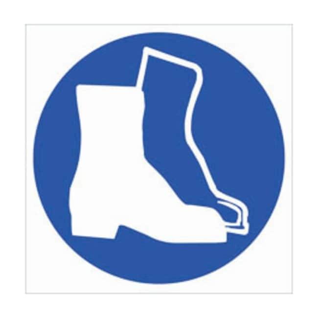 Brady RTK Pictogram Labels, Boots:Gloves, Glasses and Safety:Facility Maintenance