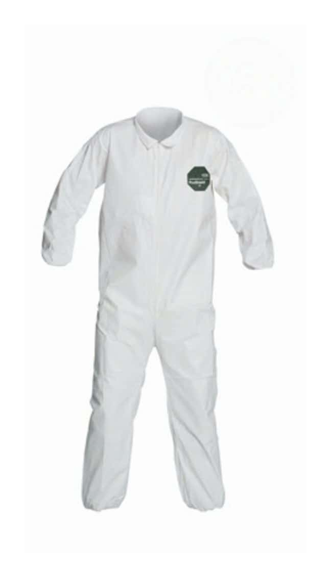DuPont ProShield 50 Coveralls with Elastic Wrist And Ankles 3X-Large:Gloves,