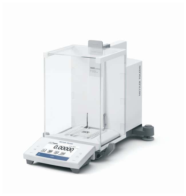 Mettler Toledo Excellence XS Analytical Balances XS105DU; Weighing range: