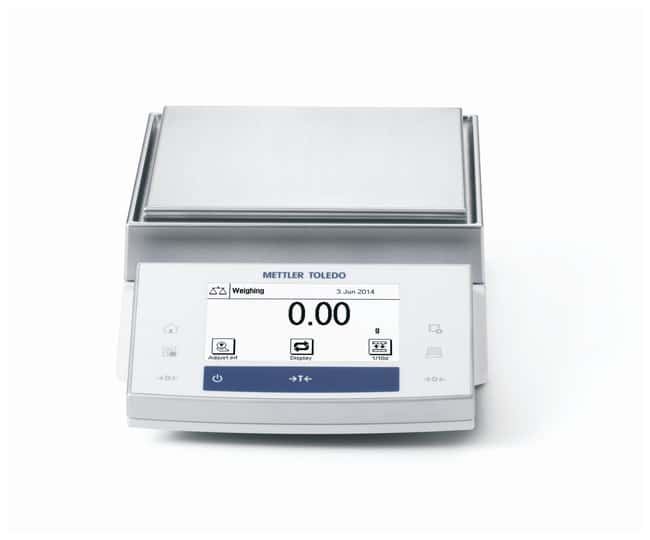 Mettler Toledo Excellence XS Precision Balances Weighing range 0 to 1200g/0
