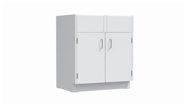 Mott ManufacturingSteel Casework Standing Height Base Cabinet, Sink Units:Furniture:Storage