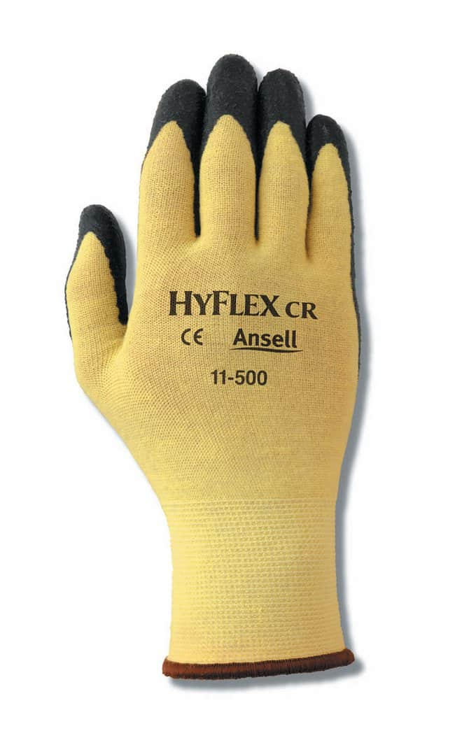 Ansell™ HyFlex™ 11-500 Series Nitrile Medium Weight Gloves Size: 8 products