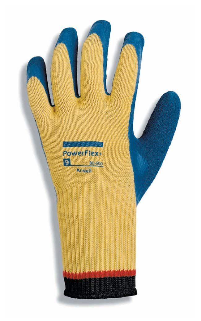 AnsellPowerFlex Plus Gloves Size: 8:Gloves, Glasses and Safety