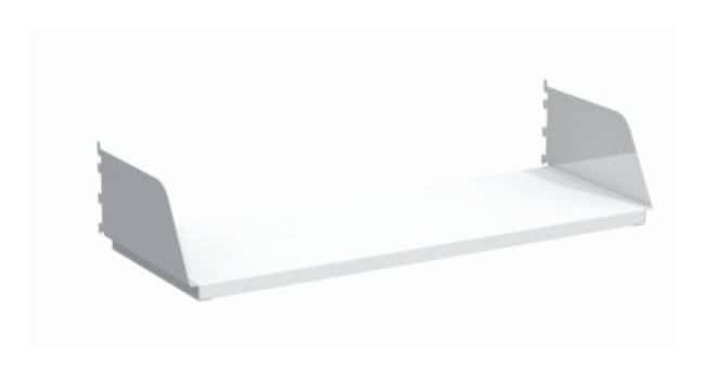 Mott Manufacturing Sigma Flex™ Laboratory Furniture Component, Outer Shelf Bracket