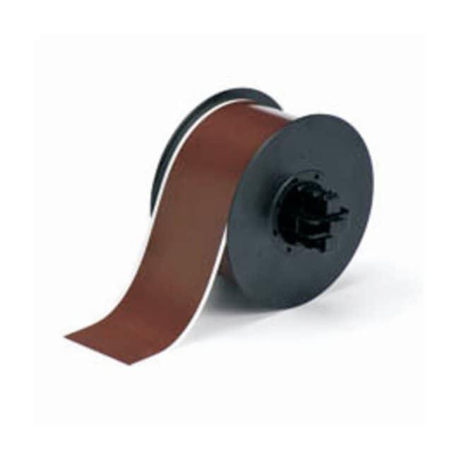 Brady™BBP31 Hi-Performance Polyester Tapes - Brown Width: 57.5mm (2.25 in.) Brady™BBP31 Hi-Performance Polyester Tapes - Brown
