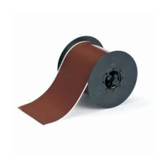 Brady™ BBP31 Hi-Performance Polyester Tapes - Brown Width: 101.6mm (4 in.) Brady™ BBP31 Hi-Performance Polyester Tapes - Brown