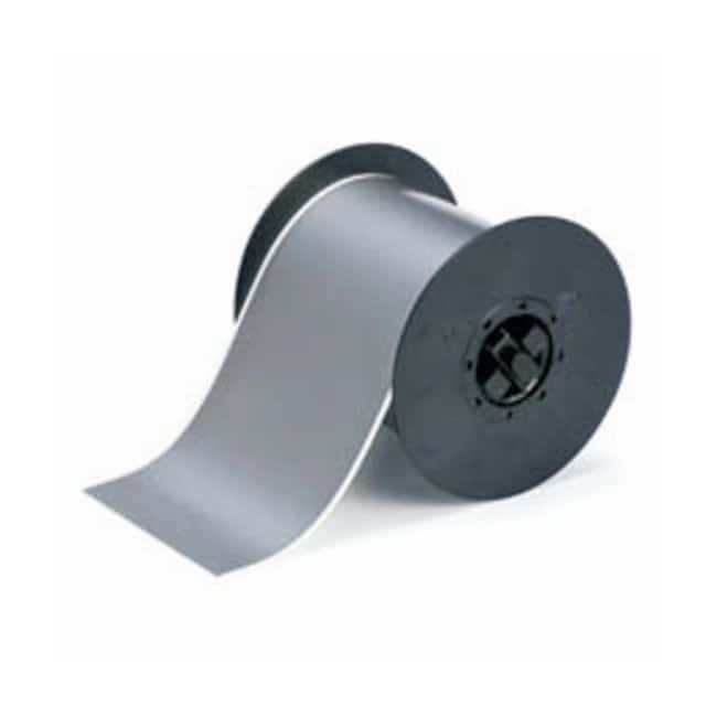 Brady BBP31 Hi-Performance Polyester Tapes - Gray Width: 101.6mm (4 in.):Gloves,