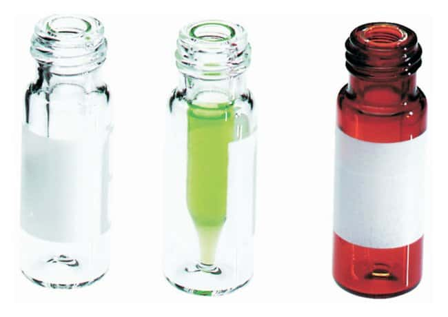 Fisherbrand9 mm Glass Fused Insert Screw Thread Vials:Vials:Autosampler