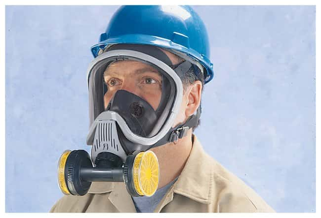 MSA™ Ultra Elite™ Twin Cartridge Full-Facepiece Respirators