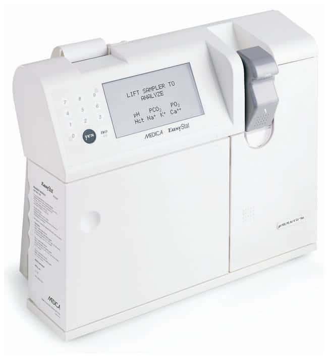 Medica Accessories for the EasyStat Blood Gas Analyzer Sampler, Medica,
