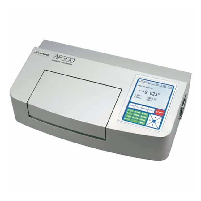 ATAGO™ AP-300 Automatic Polarimeter: Type A (Temperature Controlled) Package AP-300 Automatic Polarimeter Type A (Temperature Controlled) Package Polarimeters