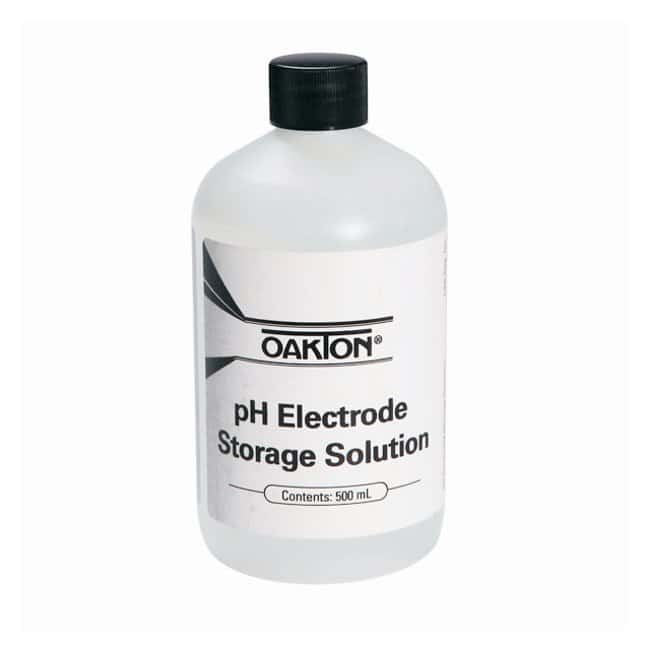 Oakton™pH Electrode Storage and Cleaning Solutions