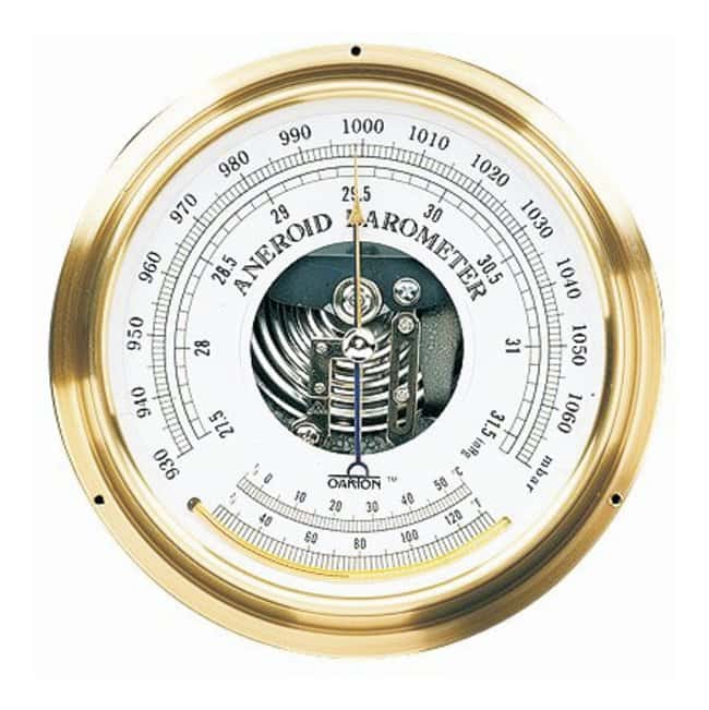 Oakton Aneroid Barometer Aneroid barometer with mm Hg scale:Spectrophotometers,